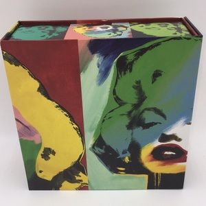 Marilyn Monroe Puzzle with Storage Box